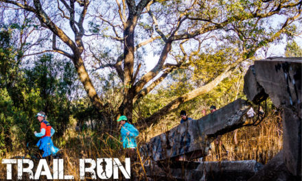 Trail Run 2017 Junior Girls Results