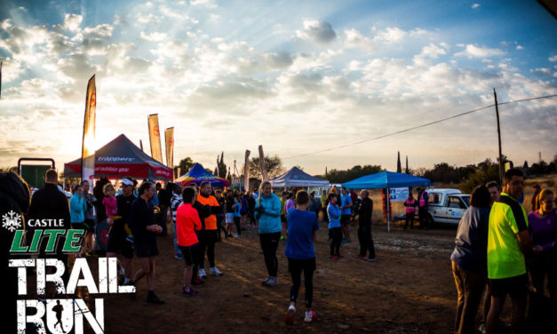 Castle Lite Trail Run Brandkop Overall Results