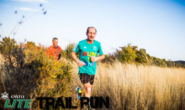 Castle Lite Trail Run Brandkop Masters Men Results